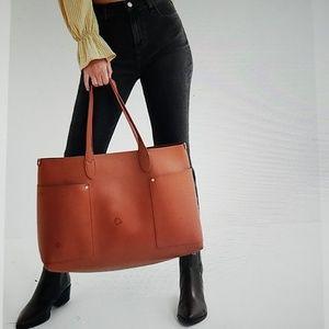 Handbags - 1 left !Vegan leather oversized tote